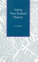 Studying New Zealand History