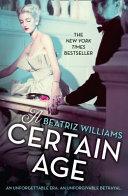 A Certain Age Book