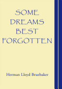 Some Dreams Best Forgotten