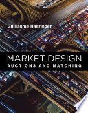 Cover of Market Design