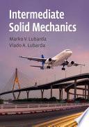 Intermediate Solid Mechanics Book