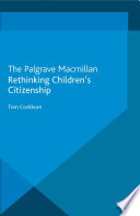 Rethinking Children s Citizenship Book