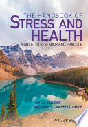 The Handbook Of Stress And Health Book PDF