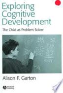 Exploring Cognitive Development