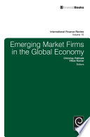 Emerging Market Firms in the Global Economy