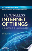 The Wireless Internet of Things Book