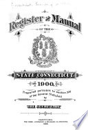 Register and Manual   State of Connecticut