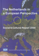 The Netherlands In A European Perspective