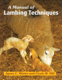 Manual of Lambing Techniques Pdf/ePub eBook