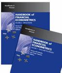 Handbook of Financial Econometrics