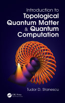 Introduction to Topological Quantum Matter   Quantum Computation