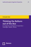 Thinking the Balkans out of the Box [Pdf/ePub] eBook