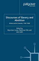 Pdf Discourses of Slavery and Abolition Telecharger