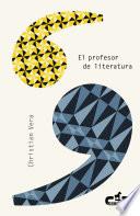 El profesor de literatura