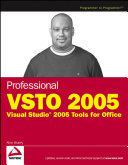 Professional VSTO 2005