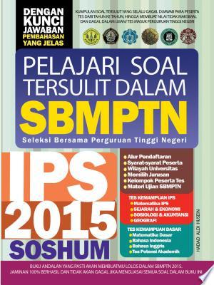 Download Pelajari Soal Tersulit dalam SBMPTN Free PDF Books - Free PDF