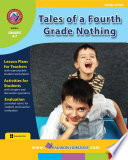 Tales of a Fourth Grade Nothing  Novel Study  Gr  4 7 Book