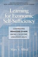 Learning for Economic Self-Sufficiency [Pdf/ePub] eBook