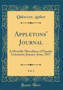 Appletons Journal Vol 2