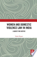 Women and Domestic Violence Law in India