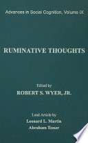 Ruminative Thoughts