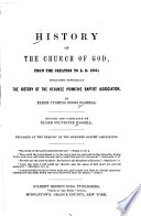 History of the Church of God