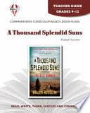 A Thousand Splendid Suns Teacher Guide