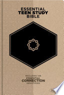 NKJV Essential Teen Study Bible