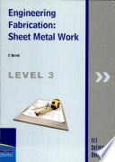 FCS Engineering Fabrication   Sheet Metalwork L3 Book