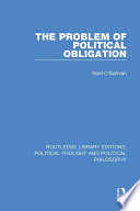 The Problem of Political Obligation