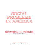 Social Problems In America Book PDF