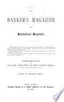 The Bankers Magazine Book