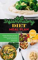 Anti Inflammatory Diet Meal Plan 2021 Book