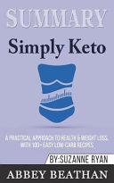 Summary  Simply Keto