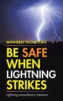Pdf Be Safe When Lightning Strikes