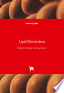 Lipid Metabolism Book PDF