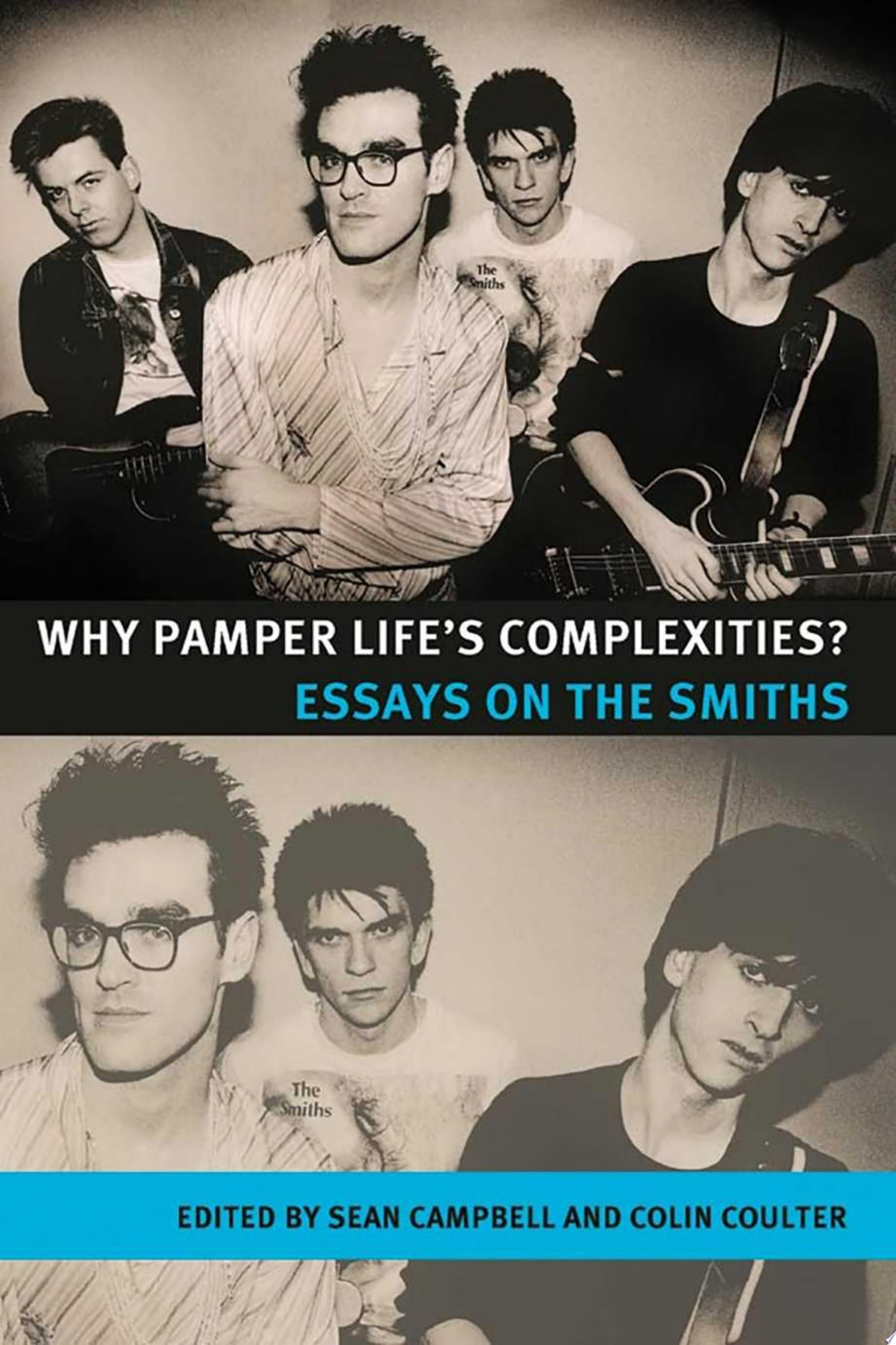 Why Pamper Lifes Complexities