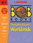 Developing Readers Workbook  Bob Books