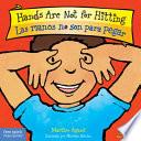 Hands Are Not for Hitting   Las manos no son para pegar Book
