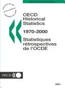 OECD Historical Statistics 2001