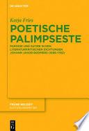 Poetische Palimpseste