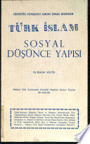 Türk-İslâm sosyal düşünce yapısı