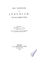 The Prophecies of Jeremiah