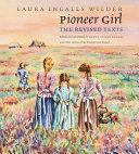 Pioneer Girl Book PDF
