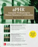 aPHR Associate Professional in Human Resources Certification Bundle Pdf/ePub eBook