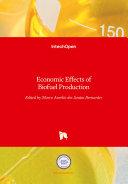 Economic Effects of Biofuel Production