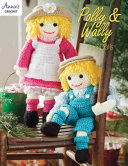 Polly and Wally Rag Dolls