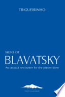 Signs of Blavatsky