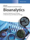 Bioanalytics Book