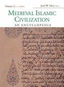 Medieval Islamic Civilization  L Z  index
